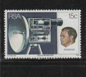 SOUTH AFRICA #515      1979  DR. I.R WADLEY    MINT VF NH O.G