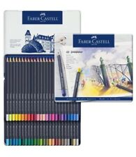 Faber-Castell Goldfaber Colored Pencil Set of 48 In Storage Tin
