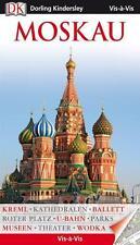 MX Moskau 2013 - 2014 Rußland Kreml UNGELESEN Reiseführer Vis a Vis