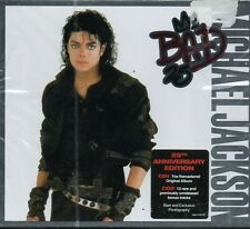 MICHAEL JACKSON - Bad (25th Anniversary Edition) - 2xCD Album *NEW & SEALED*