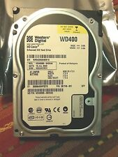 "HP Western Digital 40GB 7.2K RPM 3.5"" IDE HDD WD400BB-60CJA0 Compaq 202904-001"
