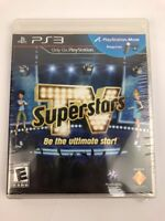 TV SuperStars - Playstation 3 Game Fast Free Shipping - Sony