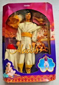 Vintage Disney Aladdin 1992 Mattel 2548