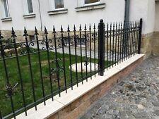 Naturstein Mauerabdeckung gelb/ grau Abdeckplatte Granit Mauerabdeckplatte matt