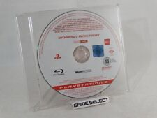 UNCHARTED 2 AMONG THIEVES SONY PS3 PLAYSTATION 3 DISCO EDIZIONE PROMO ORIGINALE