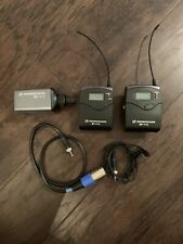 Sennheiser ew 100-ENG G3 Lavalier Wireless Professional Microphone