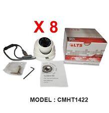 *** 8 LOT *** Platinum HD-TVI Turret Camera 2.1MP True Day/Night, Smart IR
