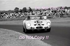 Innes Ireland UDT Laystall Racing Team Ferrari 250 GTO Goodwood 1962 Photograph
