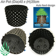 Air Grow Rocket 40L Pot 40x35cm W/ Solid Auto Feeding Base Design Root Control