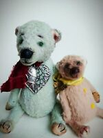 Teddy Big Bear Grunya OOAK Artist Teddy by Voitenko S