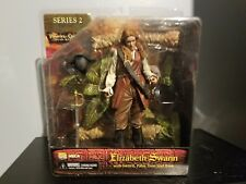 ELIZABETH SWAN PIRATES OF THE CARIBBEAN DEAD MAN'S CHEST SERIES 2 BY NECA
