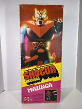 Mattel Shogun Warriors Jumbo Mazinga Near MINT w/ Box Jet Scrander Mazinger Popy