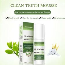 Foam Toothpaste Remove Tooth Stains Plaque Cleaning Teeth Whitening Oral Hygiene