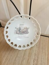 Precious Moments 207888 Candy Trinket Dish May You Have The Sweetest Christmas