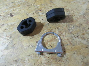 Ford Galaxy / Seat Alhambra / VW Sharan Anbaumaterial  Endschalldämpfer Auspuff