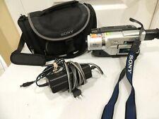 Sony DCR-TRV340 Digital 8 8mm Video8 HI8 Camcorder Transfer Video