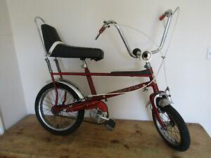 Raleigh.tomahawk mk1 collectable (Raleigh Chopper era) 1970s