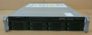 "Intel R2308WTTYSR SR2308 2x 14Core E5-2690v4 2.60GHz 512GB 8x 3.5"" Bay 2U Server"