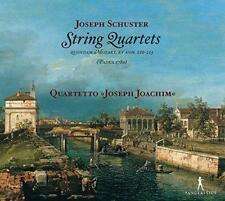 Quartetto Joseph Joachim - Joseph Schuster: String Quartets (NEW CD)