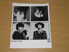 STEPHEN TINTIN DUFFY - UK PROMO PRESS PHOTO - 10 x 8 INCHES (6)