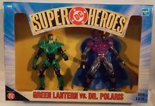 DC Comics Superheroes - Green Lantern Kyle Rayner Vs. Dr. Polaris Hasbro (MISB)