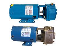 Brand New Burks Pump Model 15cs5m 1 12hp 1phase60hz 115230v Ships Free