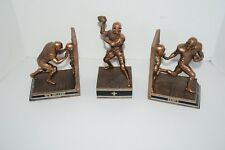 Bradford Exchange New Orleans Saints Cold Cast Bronze Legacy Bookends Set of 3