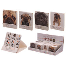 ONE PACK OF PUG NAIL FILES - BUY 3 GET 4 - PUGS - CUTE - NAIL - FILE - GIFT IDEA