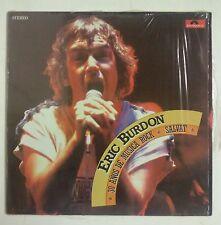 """Eric Burdon 30 Años De Musica Rock LP Mexico 1984 Colección """"Salvat"""""""