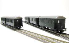 LILIPUT 814 03 5-teilig Set Personenwagen DB Epoche III Spur H0 1:87 - OVP