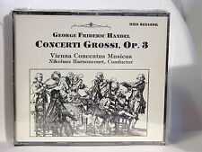 Handel Concerti Grossi Op.3 (2 CD set ) New