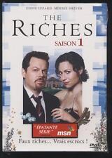 NEUF COFFRET 4 DVD THE RICHES INTEGRALE SAISON 1 SERIE TV  IZZARD  DRIVER