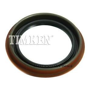 For Plymouth Caravelle Right Manual Transmission Output Shaft Seal Timken 3459S