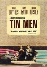 Tin Men [New DVD]