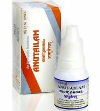 Kottakkal Anu Tailam 10ml Herbal Ayurvedic Oil Used For Nasya