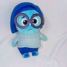 Disney Pixar Inside Out Sadness Talking 9 Inch Plush Doll