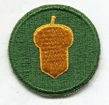 ORIGINAL WW2 US ARMY PATCH - 87th INFANTRY DIVISION - 1944 -