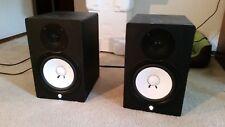 Yamaha HS80M Professional Studio Monitors Active Speakers (PAIR)