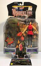 Resident Evil 2 Ada Wong Ivy Toy Biz Capcom 1998 Video Game Superstars Pre-Owned