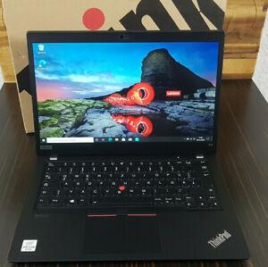 Lenovo ThinkPad X13 G1 13,3 Zoll FHD IPS Intel i5-10310U 8GB 256GB 20T3 LTE NEU