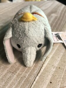 Disney Tsum Tsum Plush Toy ~Dumbo 3.5 inch