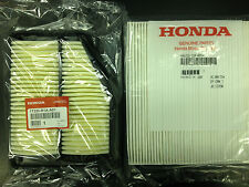 12-14 HONDA CIVIC ENGINE AND CABIN AIR FILTERS