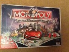 """L @ @ K! Monopoly Board Game 2005 """"ici et maintenant édition limitée très bon état. L @ @ K!"""