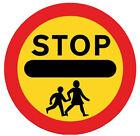 Carretera signos (Colegio MODELOS) - ORIGINAL Imán de NEVERA - NUEVO