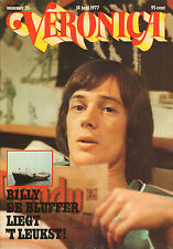 VERONICA 1977 nr. 25 - BILLY LIAR / BONEY M / BARETTA / DAVID FROST / TOP 40