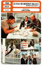 FICHE CINEMA : LE FLIC DE BEVERLY HILLS 3 Murphy,Landis1994Beverly Hills Cop III