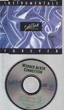 CD--WERNER ACKER CONNECTION--INSTRUMENTALS FOREVER