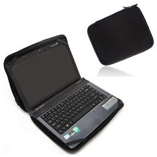 """14.1"""" 14"""" Black Laptop Sleeve Bag Notebook Cover Case For Sony HP Lenovo Dell PC"""