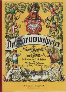 """""""Der Struwwelpeter"""" unzensierte Ausgabe 1890 Negerlein"""
