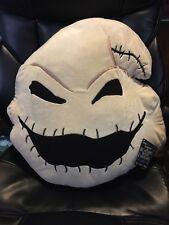 "NEW Tim Burton's Nightmare Before Christmas Oogie Boogie 20"" Plush Pillow Decor"